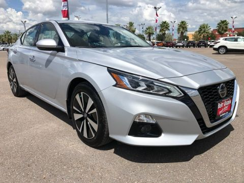 Pre-Owned 2019 Nissan Altima 2.5 SV FWD 4D Sedan